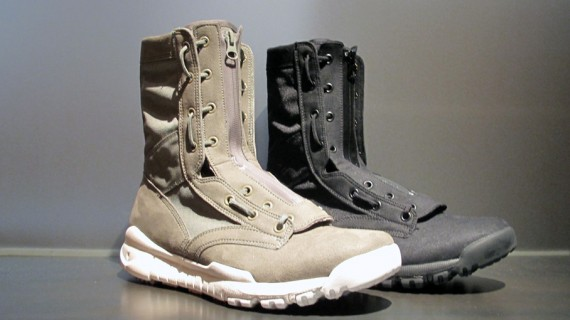 Nike SFB (Special Forces Boot)   21 Mercer Saturday - SneakerNews.com cf8ed19cb