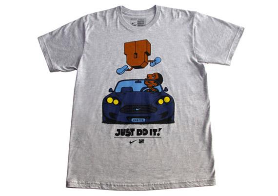 UNDFTD U Man x Nike MVPuppets T Shirts + Release Info