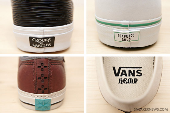 Vans Collaborations + Hemp Pack - 2010 Preview - SneakerNews.com 11429b5a09