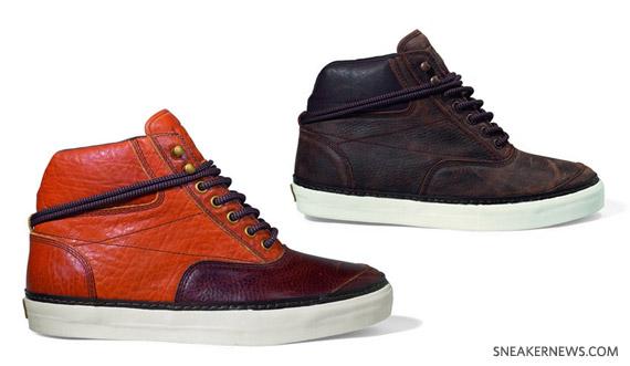 Vans Switchback - Distressed + Orange - Maroon - SneakerNews.com 64450a8cec