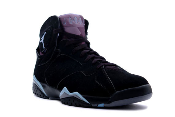 official photos 5eacd fe87d Air Jordan VII (7) Retro 2006 - Black - Chambray - Light Graphite ...