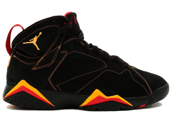 lowest price 503ff 0e40b Color  Black Citrus-Varsity Red Style  304775-081. Release Date  June 28,  2006