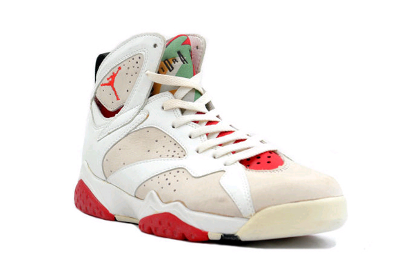 more photos ba0be 9ad76 Air Jordan VII (7) 1992 Original - Hare Jordan - White ...
