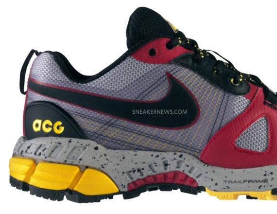 Nike ACG Zoom Morizaba - Medium Grey
