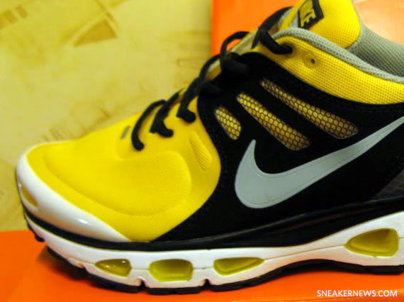 separation shoes 1b4da 5b62f Nike Air Max 2010 Tailwind – Yellow – Grey – Black – Preview