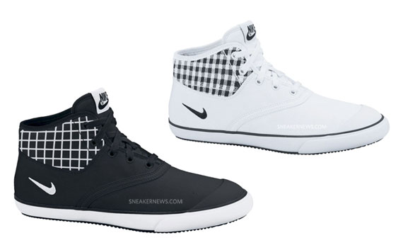 Nike Alpha Three-Quarter – Spring 2010