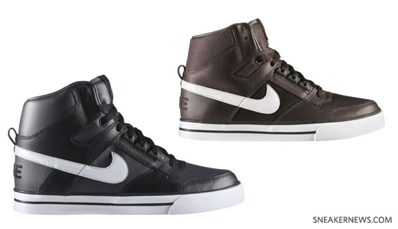 Nike Delta Force AC - Anthracite + Baroque Brown - Available ... fe651edfe