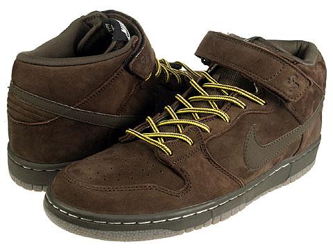 Nike Dunk Mid Premium SB - Dark Chocolate - SneakerNews.com