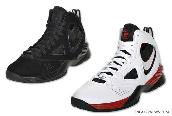 nike huarache basketball 2010