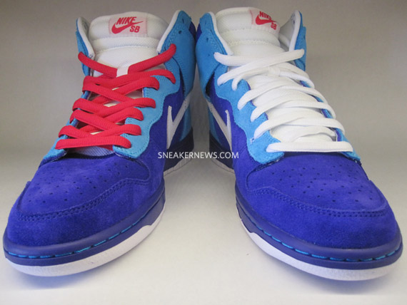 Nike SB Dunk High – 'Oceanic Airlines' – Lost
