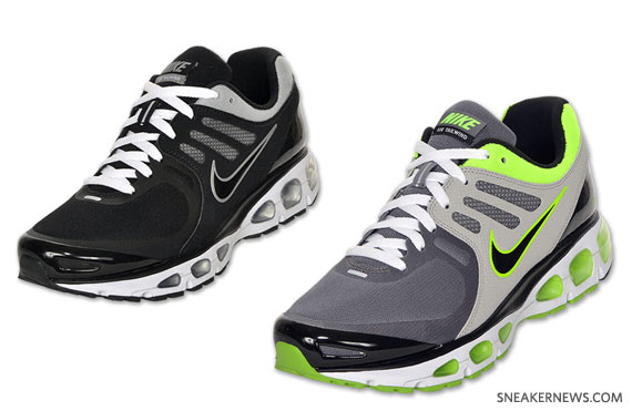 newest bfdca 6a980 Nike Air Max Tailwind 2010 – Neon Green – Grey + Black – White