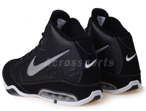Nike Air Max Turnaround Black Metallic Silver