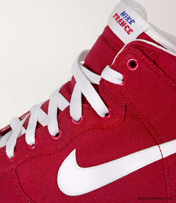 Nike Sportswear Six Collection France So Me Spring / Summer 2010