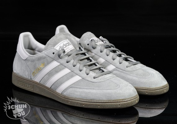adidas Originals Handball Spezial - Iron - Gum - SneakerNews.com
