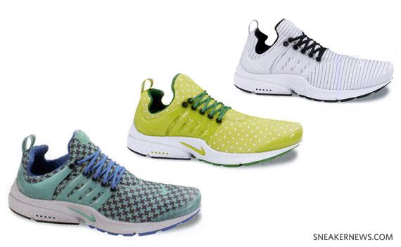 Nike Air Presto - 2010 Colorways - SneakerNews.com ba039be793aa