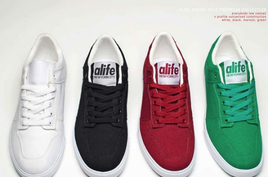 Alife Footwear Spring 2010 Collection