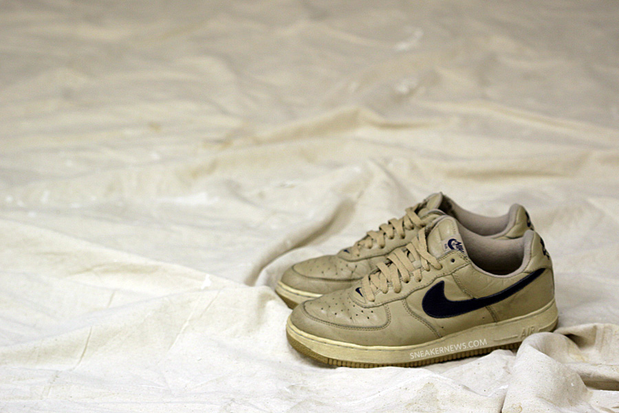 Classics Revisited: Nike Air Force 1 'Mushroom' - Page 8 of 9 - SneakerNews. com