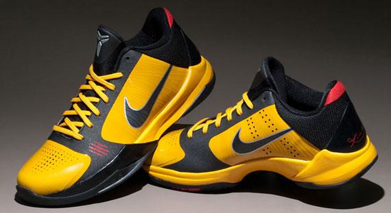 Bruce Lee x Nike Zoom Kobe V - Promo Posters + Detailed