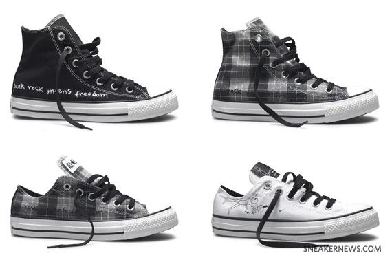 0c26a2b5d3e8 Kurt Cobain x Converse Chuck Taylor All Star - Spring 2010 - SneakerNews.com