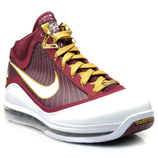 7a74a7e00922 Nike Air Max LeBron VII - Christ the King   Osneaker - SneakerNews.com