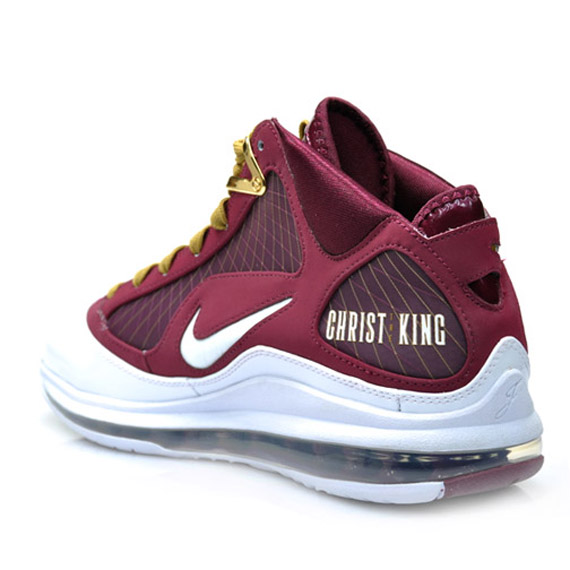 99ee9292bc909 Nike Air Max LeBron VII - Christ the King   Osneaker - SneakerNews.com