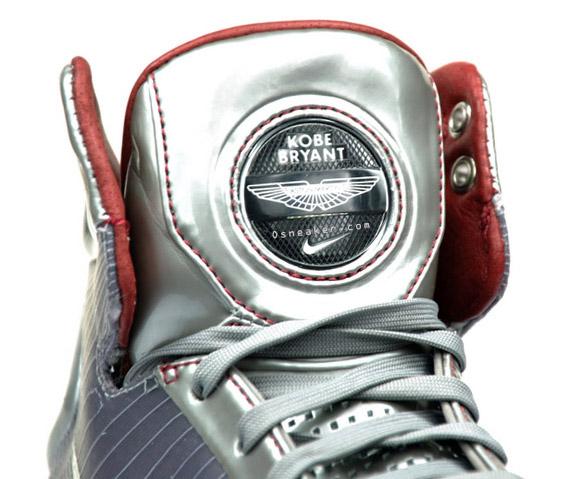 Nike Hyperdunk Kobe Bryant Aston Martin Edition Osneaker Sneakernews Com