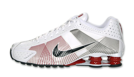 Flywire Nike Shox Nike Shox r4 Flywire White
