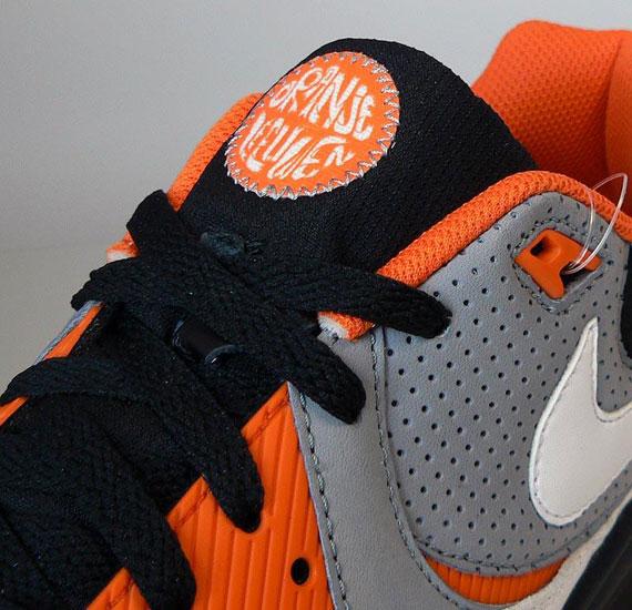 Nike WMNS Air Max BW Schwarz Violett Weiss 821956 001 Purchaze