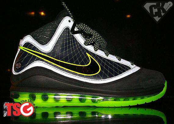 DJ Clark Kent x Nike Air Max LeBron VII 7 112 Edition cheap