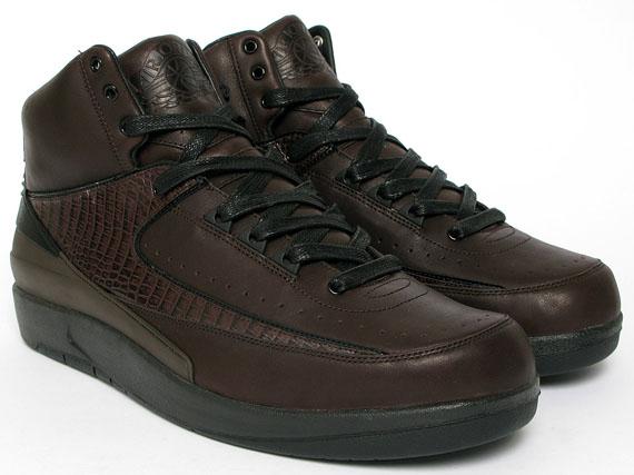 brown jordan shoes