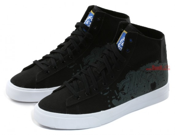 low priced 3bc66 a2cdd delicate Nunca x Nike Sweet Classic High Canvas Nike Sportswear Six  Collection