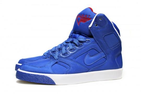 Nike Auto Flight High - Royal Blue
