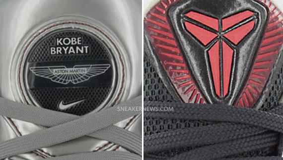 e7e2bf720726 Aston Martin x Kobe Bryant x Nike Zoom Kobe V + Hyperdunk – New Images +  Euro Release Info