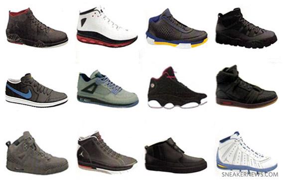 Jordan Brand Holiday 2010 Footwear Preview - SneakerNews.com ca6a960316