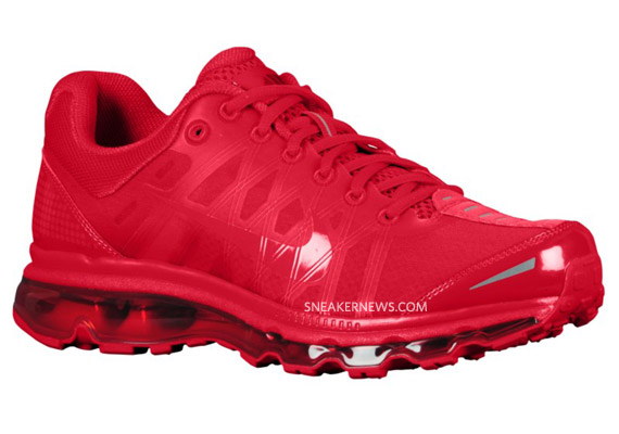 Nike Air Max 2009 – Air Attack Pack – Sport Red Hot Red. Nike ... 8bdfe048d