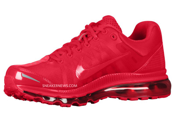 air max 2009 red