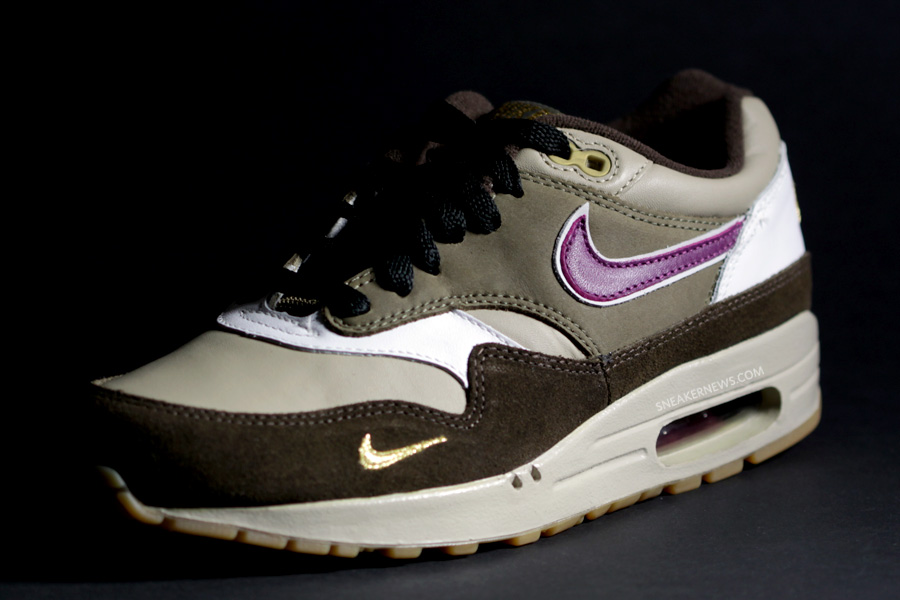 timeless design feaba c30f1 Classics Revisited Atmos x Nike Air Max 1 B Viotech - Sneake