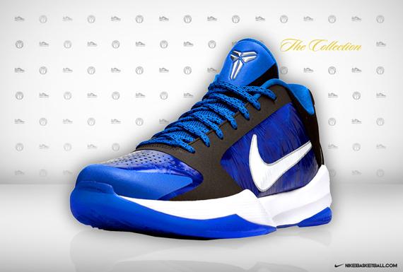 timeless design 49f8d 983ba Nike Zoom Kobe V (5) - Varsity Royal - Black - White - Sneak