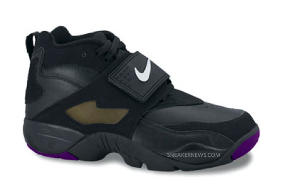 Deion Sanders Shoes Black And Purple