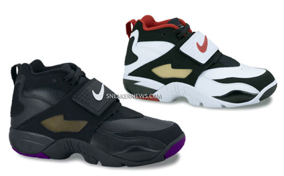 uk availability b45e5 83cce Nike Air Diamond Turf – White – Black – Red + Black- Purple  Fall 2010