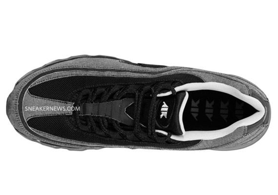 ... all size 1ce68 599d2 Nike Air Max 247 \u2013 Air Attack Pack \u2013 BlackMetallic  Silver. ...