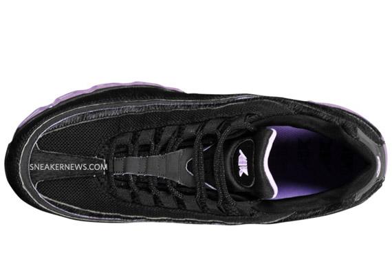 Nike Air Max 24/7 \u2013 Air Attack Pack \u2013 Black/Black/Lilac. Load ...