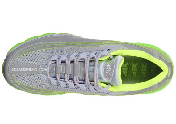 Nike Air Max 24 7 Air Attack Pack Metallic Silver Volt