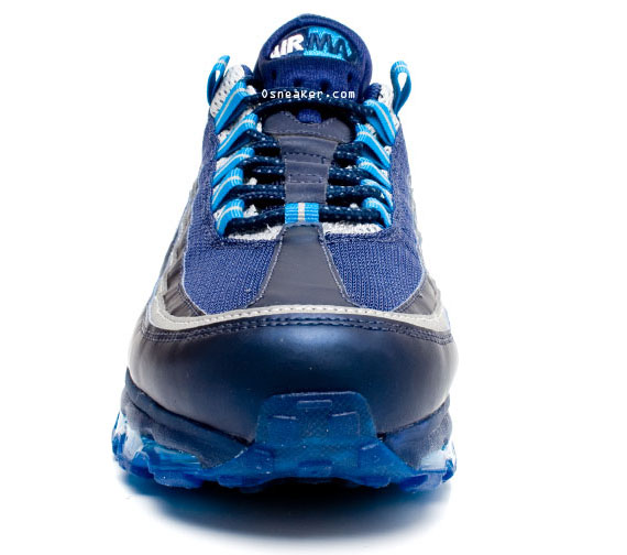 info for dfc0a 955d9 Nike Air Max 24 7 - Navy Blue - Silver - White - SneakerNews.com