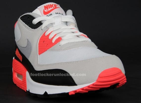 Nike Air Max 90 - Infrared - July 2010 - SneakerNews.com