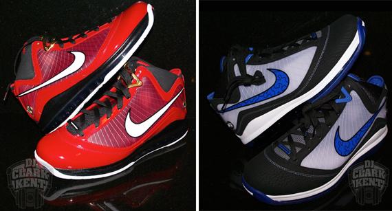 Nike Air Max LeBron VII (7) - Heroes Pack - SneakerNews.com 0cffe8efd