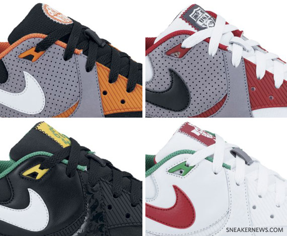 buy online ffd3d 40654 Nike Air Max Light – World Cup 2010 Pack   Available