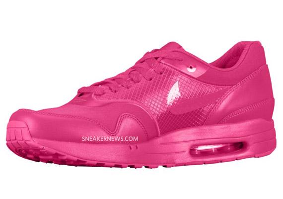 best service d3ed7 8bbb7 Nike Air Maxim 1 – Air Attack Pack – Vivid PinkVivid Pink. Nike ...