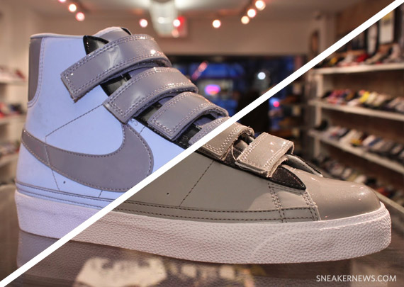 purchase cheap f1f07 7d0d1 Nike Blazer AC - Velcro - 3M - Available - SneakerNews.com