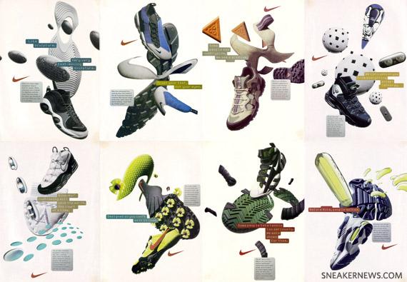 Classic Nike Print Ads - 1995-96 - SneakerNews.com